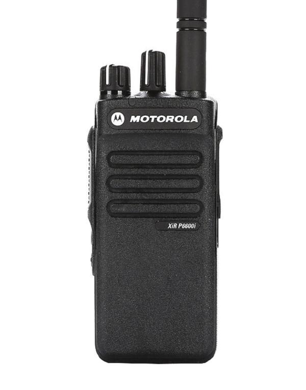 摩托罗拉XIR P6600I数字对讲机